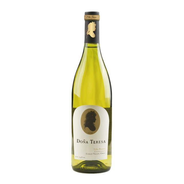 智利中央山谷灵坡酒庄特蕾莎霞多丽白葡萄酒