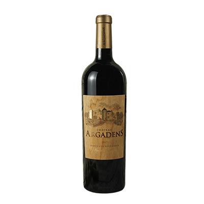 佳多酒庄超级波尔多干红葡萄酒2017