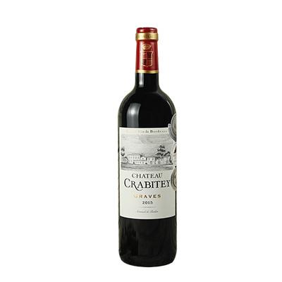 法国波尔多格拉芙佳必得酒庄赤霞珠梅洛干红葡萄酒