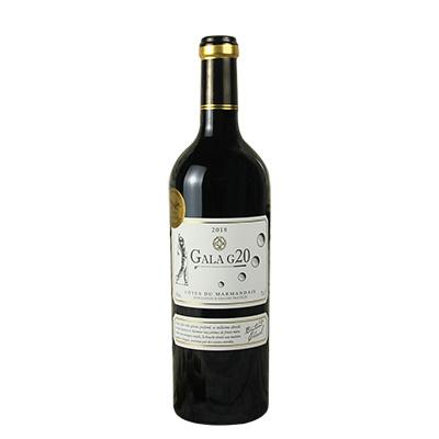 法国马芒德戛纳G20红葡萄酒