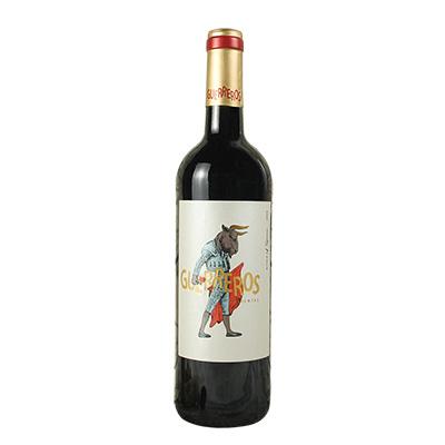西班牙牛战士丹魄红葡萄酒
