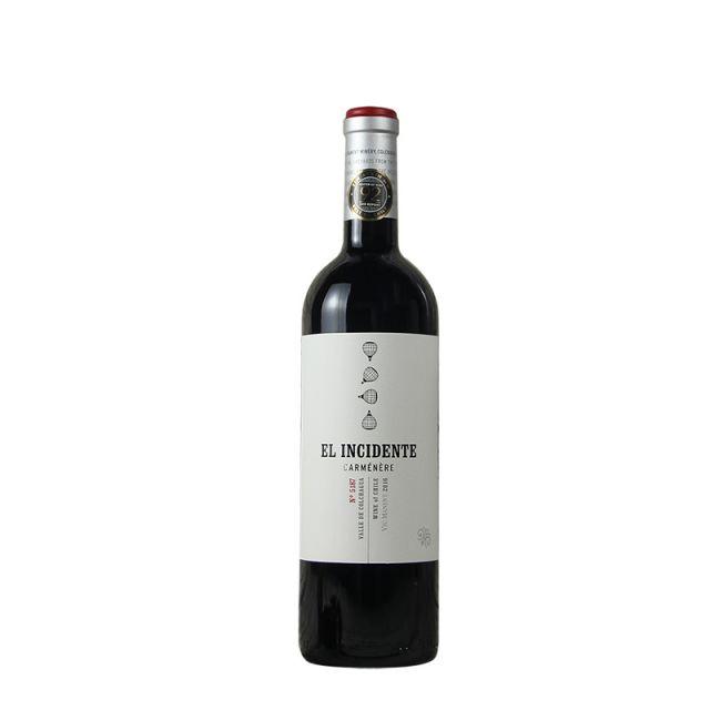 智利空加瓜谷威馬酒莊佳美娜變奏干紅葡萄酒