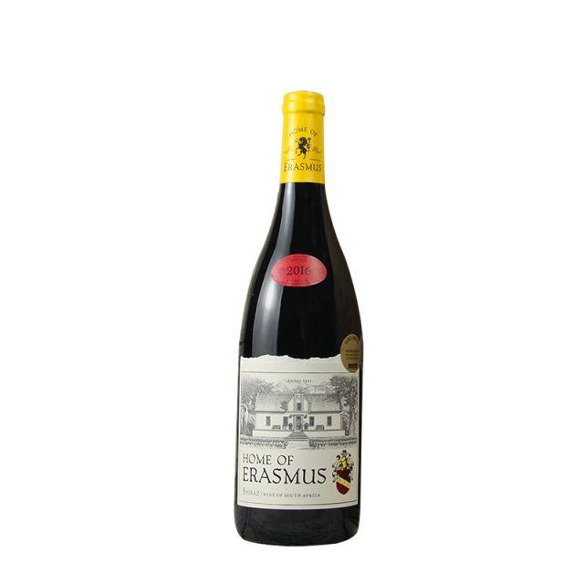 南非帕尔产区历堡酒庄伊拉莫斯家族西拉干红葡萄酒