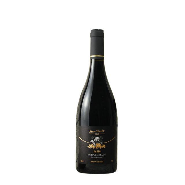 澳大利亞南澳陽光考拉SK686西拉梅洛干紅葡萄酒