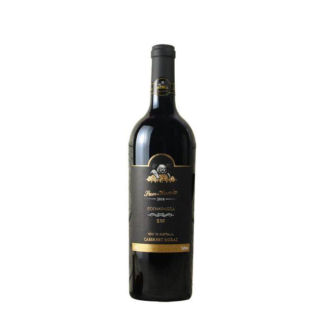 澳大利亞庫納瓦拉陽光考拉S99赤霞珠西拉干紅葡萄酒