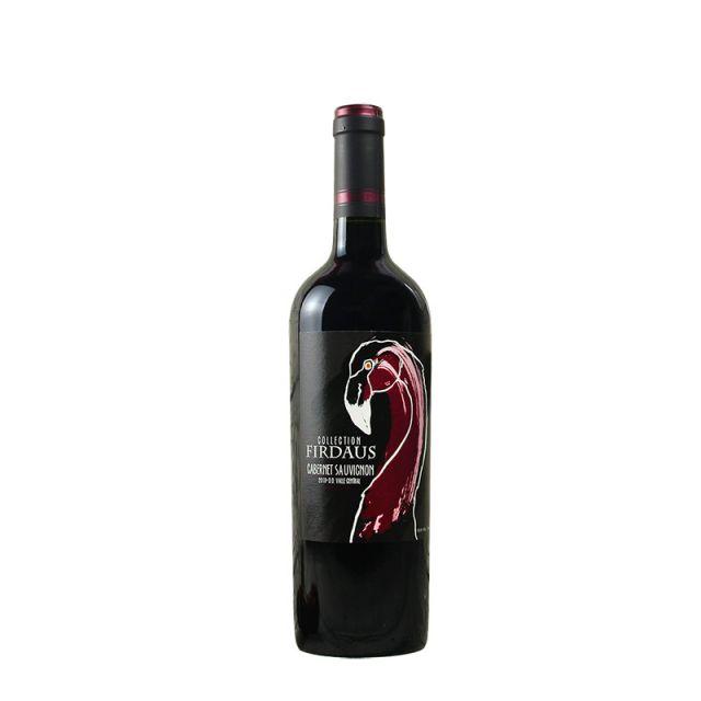 智利空加瓜谷菲尔道斯赤霞珠精选干红葡萄酒
