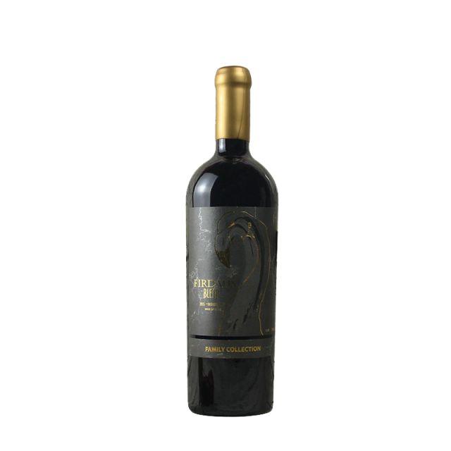 智利空加瓜谷菲尔道斯家族珍藏干红葡萄酒