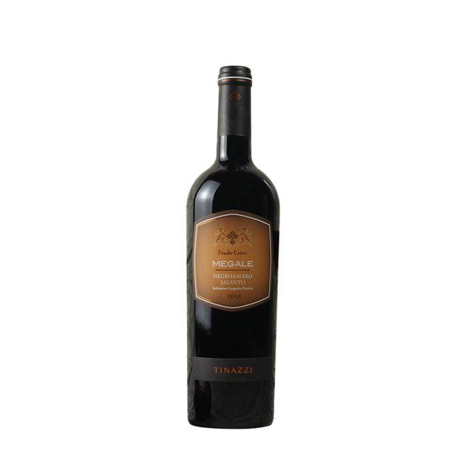 意大利普里亚Tinazzi麦加莱干红葡萄酒