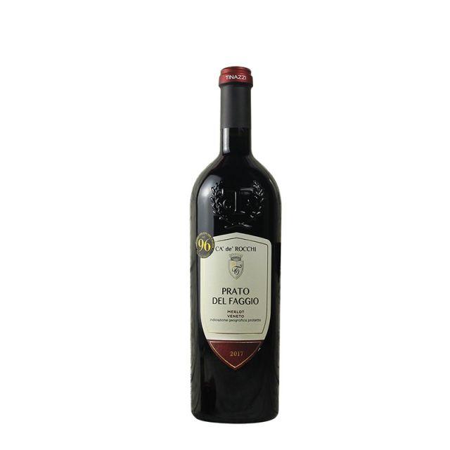 意大利威尼托Tinazzi普拉托法基奥干红葡萄酒