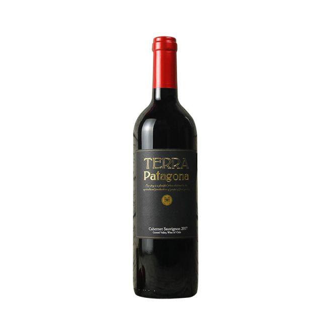 巴塔哥尼亚赤霞珠红葡萄酒