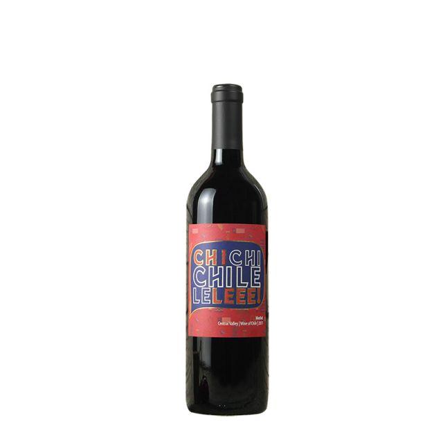 智利美乐葡萄酒
