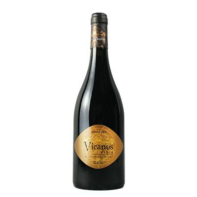 西班牙里奧哈畢嘎盧斯丹魄干紅葡萄酒紅酒