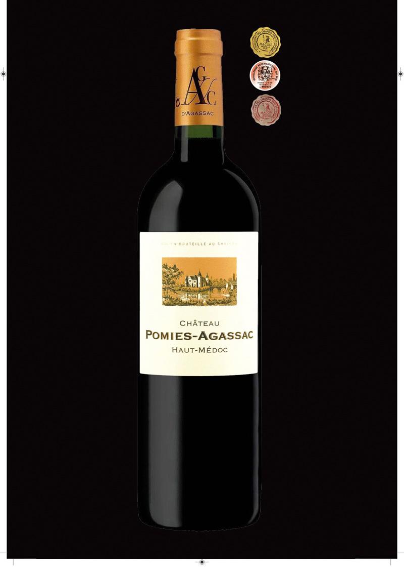 法国波密城堡干红葡萄酒红酒