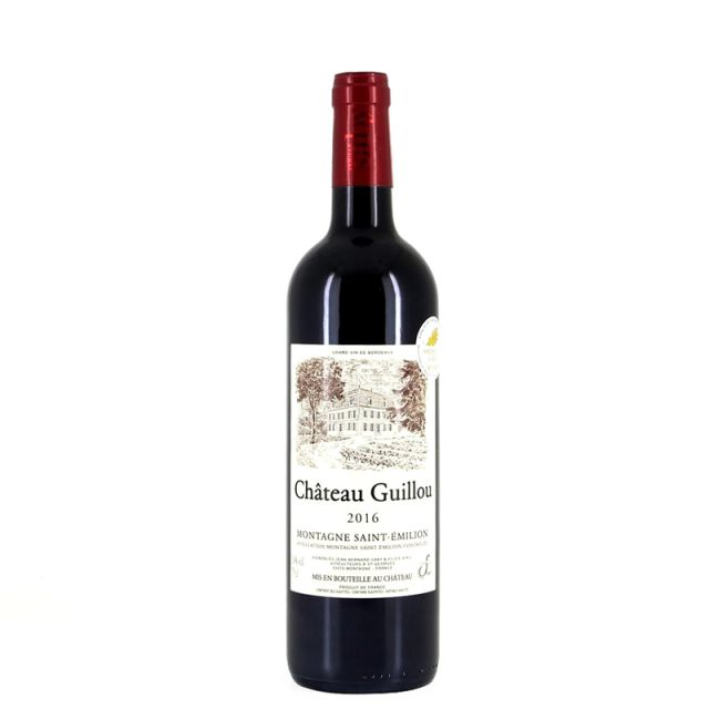 法国波尔多圣埃美隆古洛城堡干红葡葡酒红酒