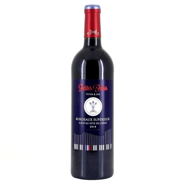 法国白羽・超级波尔多红葡萄酒红酒