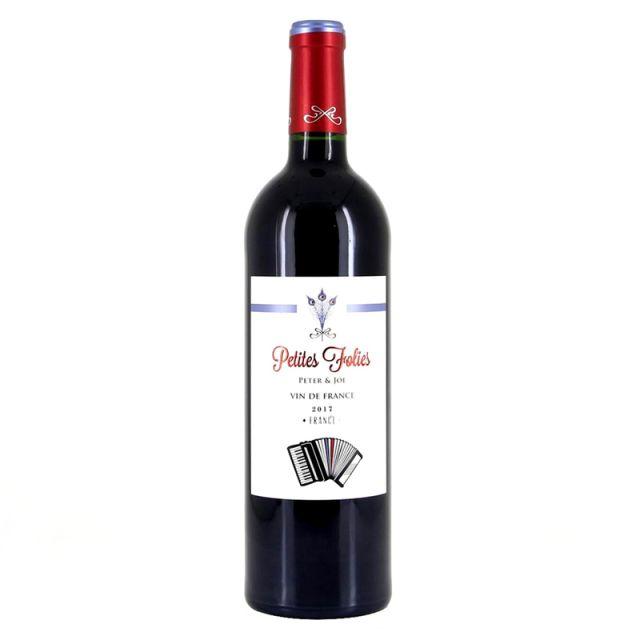 法国波尔多白羽・风情红葡萄酒红酒