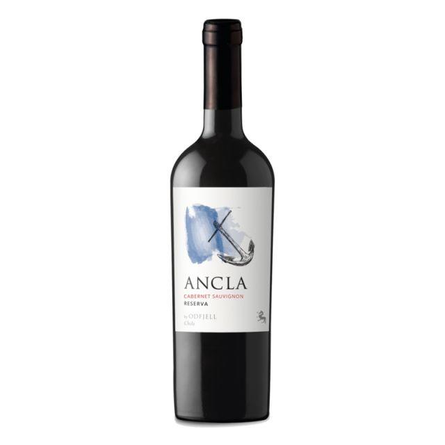 智利中央山谷安可拉珍藏赤霞珠红葡萄酒红酒