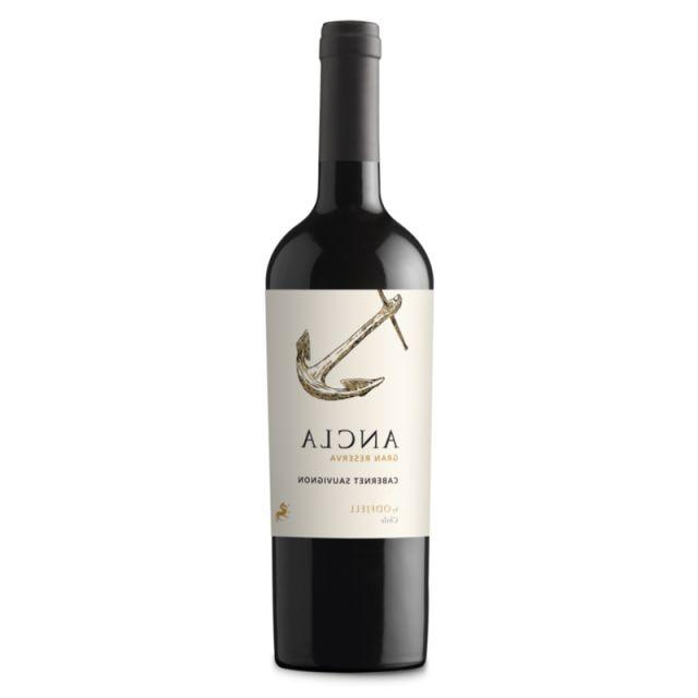 智利中央山谷安可拉特级珍藏赤霞珠红葡萄酒红酒