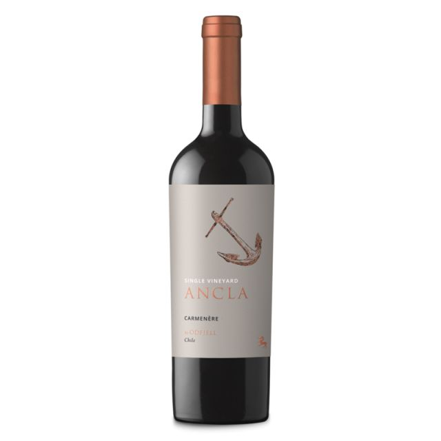 智利莫莱谷安可拉单一园佳美娜红葡萄酒红酒