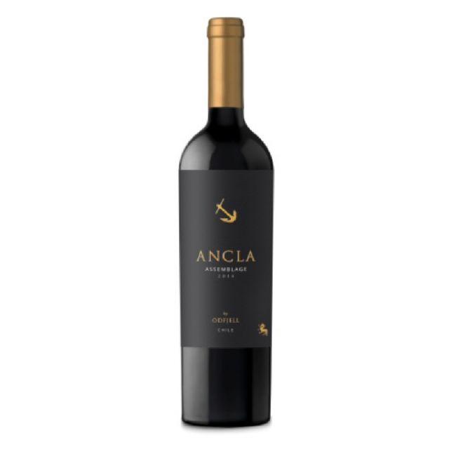 智利中央山谷安可拉红葡萄酒红酒
