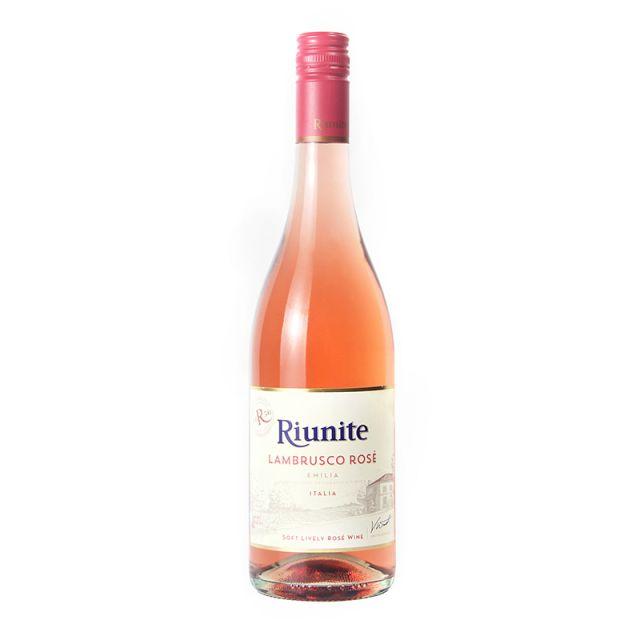 意大利艾米利亞優尼特 蘭慕絲甜桃紅葡萄酒