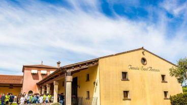 在瓦尔波利切拉的天空下——圣安东尼奥酒庄Sant'Antonio