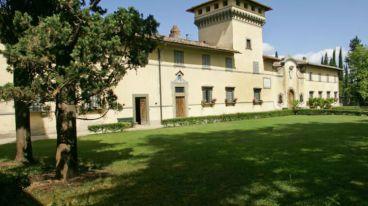 卡尔奇纳亚庄园Villa Calcinaia始于1524-经典奇安提的最佳阐释