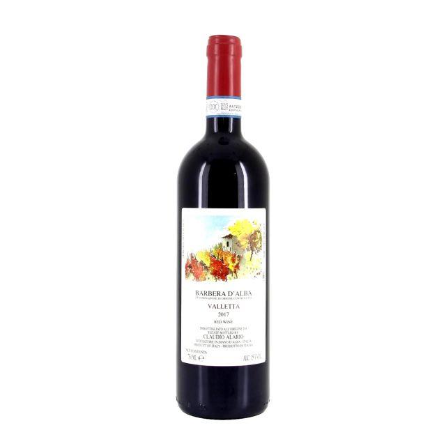 意大利皮埃蒙特巴贝拉红葡萄酒红酒