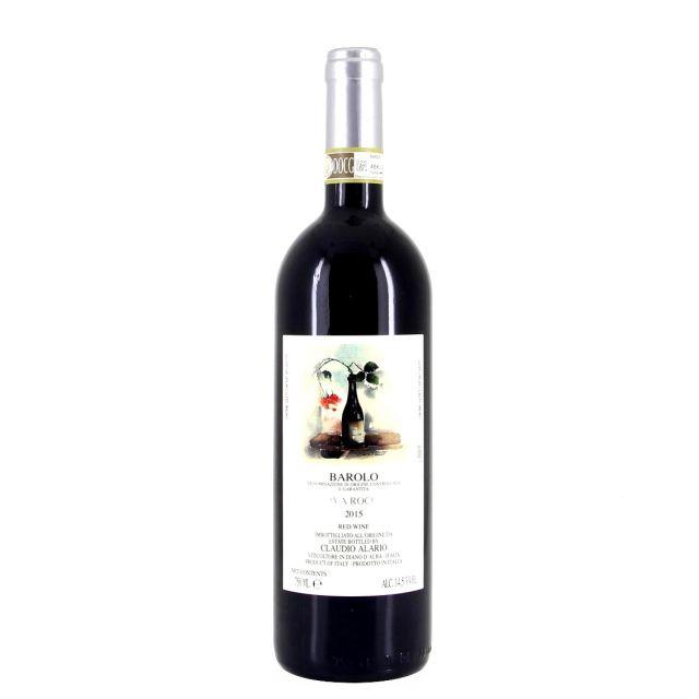 意大利皮埃蒙特巴罗洛内比奥罗银标红葡萄酒红酒