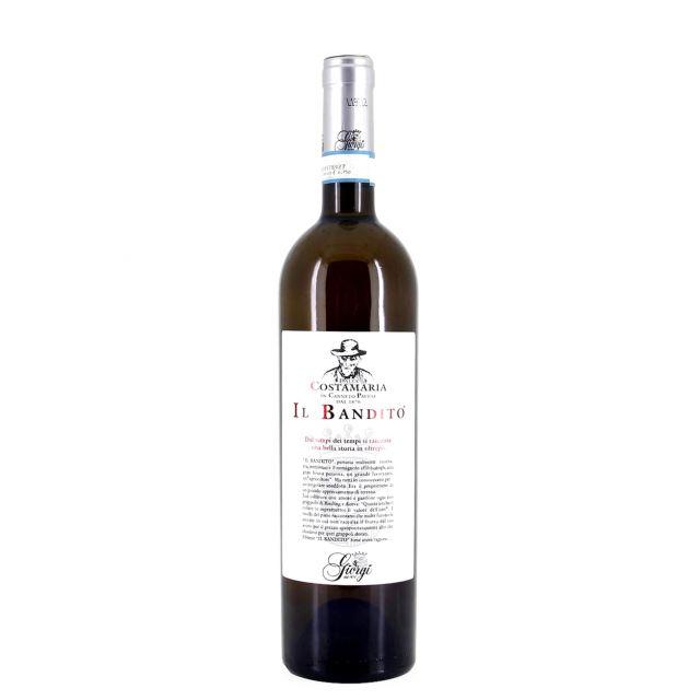 意大利帕维亚产区班帝托雷司令白葡萄酒