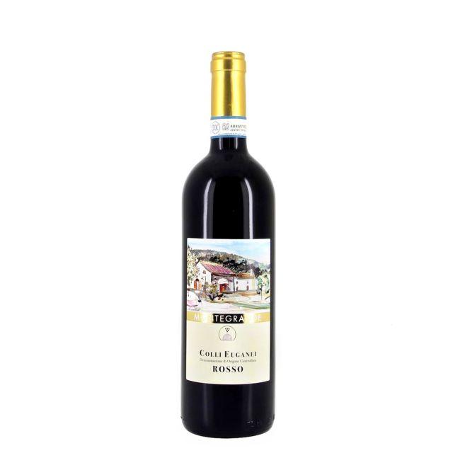 意大利威尼托柯林赤霞珠梅洛干红葡萄酒红酒