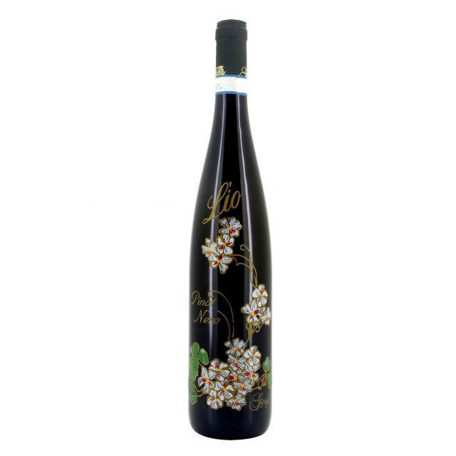 意大利伦巴第莉莉奥黑皮诺白葡萄酒