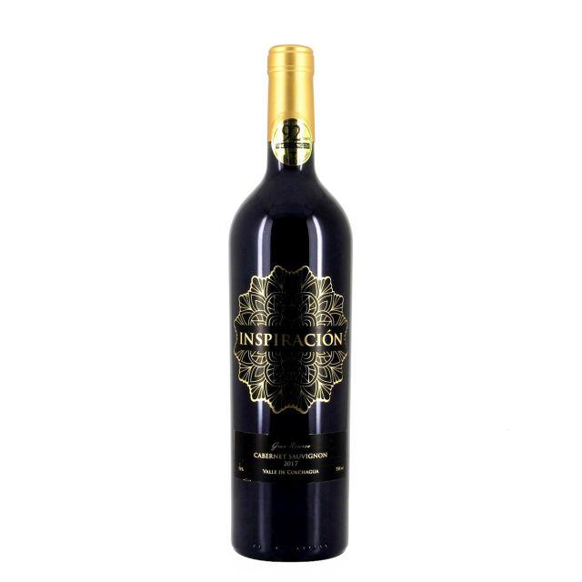 智利空加瓜谷灵感单一园佳酿赤霞珠红葡萄酒红酒