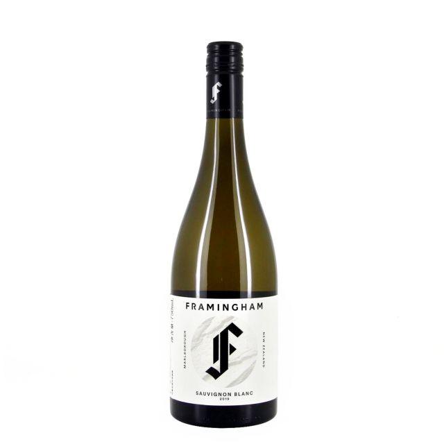 新西兰马尔堡弗雷明汉长相思白葡萄酒