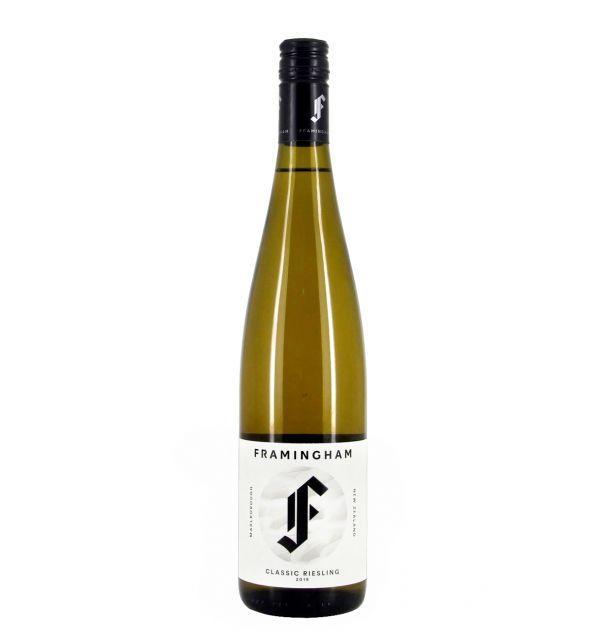 新西兰马尔堡弗雷明汉雷司令白葡萄酒