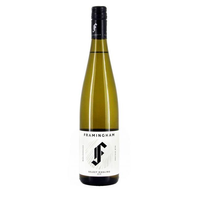 新西兰马尔堡弗雷明汉精选雷司令白葡萄酒
