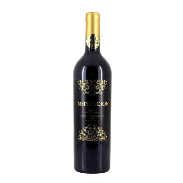 智利空加瓜谷灵感单一园珍藏赤霞珠红葡萄酒红酒