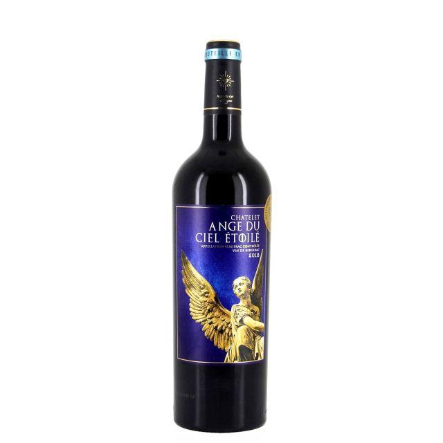 星天使红葡萄酒