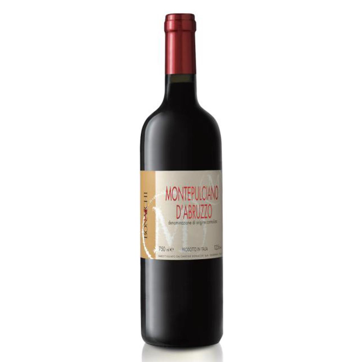 蒙特普恰诺·阿布鲁佐干红葡萄酒