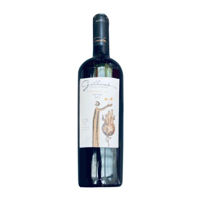 吉尔默蒙督酿造赤霞珠红葡萄酒