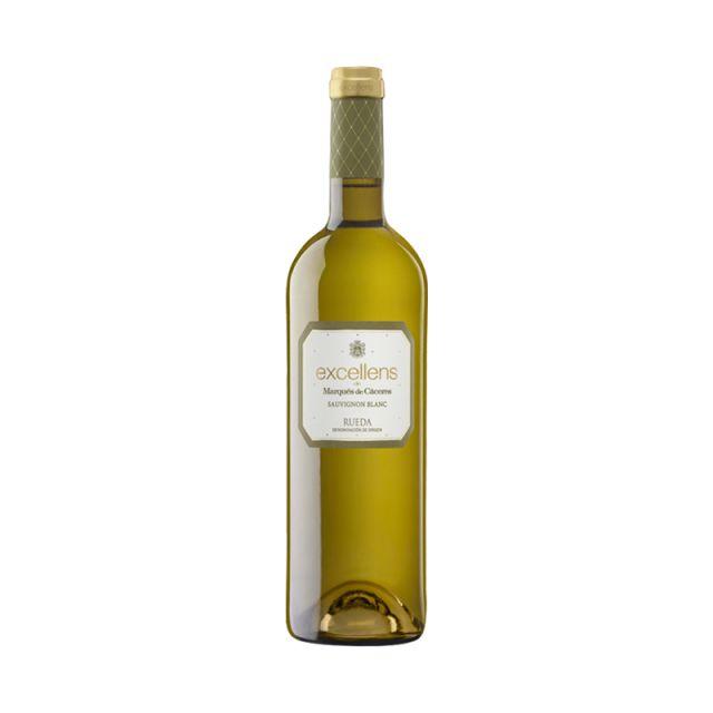 西班牙卢埃达卡塞里侯爵至臻长相思干白葡萄酒