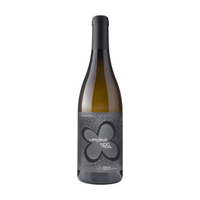 西班牙卢埃达韦黛尔酒庄弗洛雷斯500干白葡萄酒