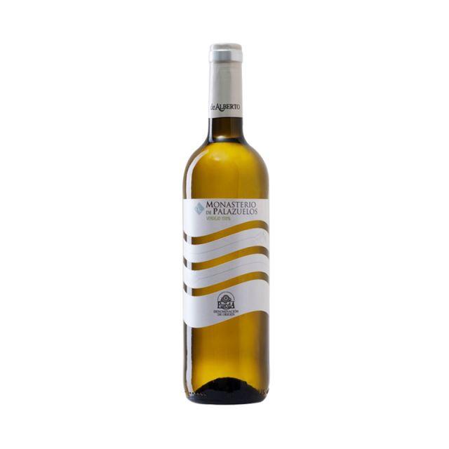 西班牙卢埃达阿尔贝托酒庄帕拉埃洛斯修道院干白葡萄酒