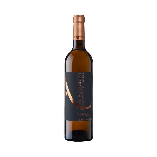 西班牙卢埃达阿贝托酒庄木桶发酵弗德乔干白葡萄酒