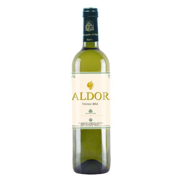 西班牙卢埃达马塔罗梅拉酒庄爱多弗德乔干白葡萄酒