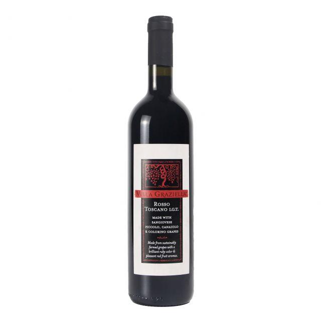 意大利嘉诗娜有机干红葡萄酒