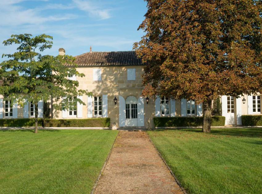嘉洛城堡Chateau Garraud