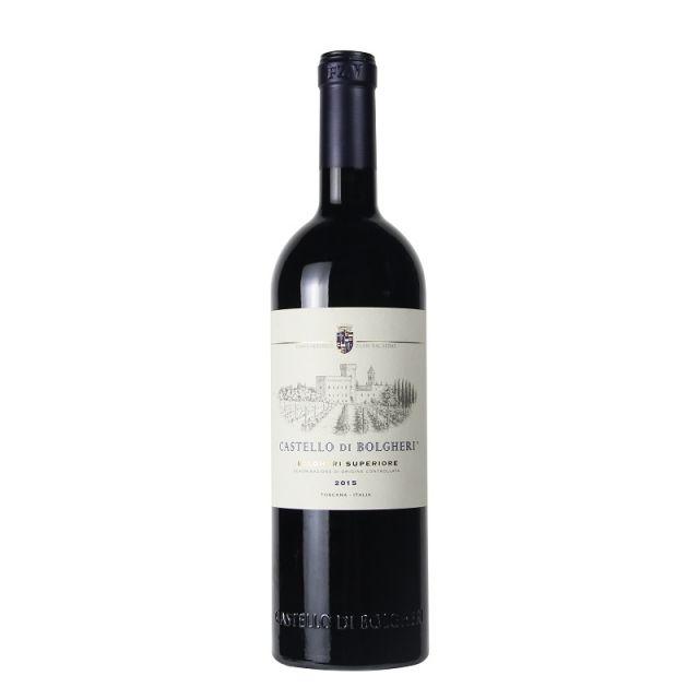 意大利托斯卡納寶格麗城堡紅葡萄酒紅酒