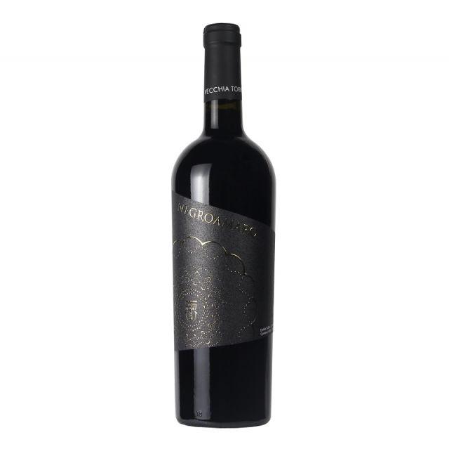 意大利普里亞老塔酒莊黑曼羅葡萄酒紅酒