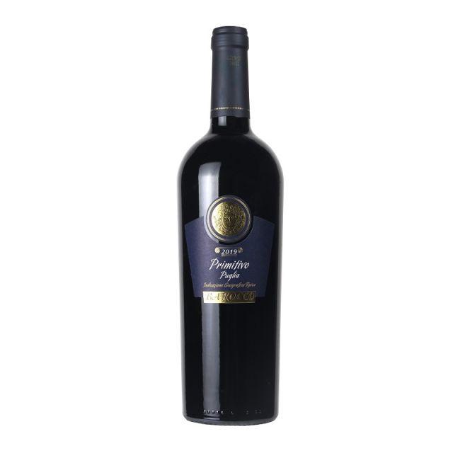 意大利普里亚坎帕诺拉酒庄普利米堤沃葡萄酒红酒